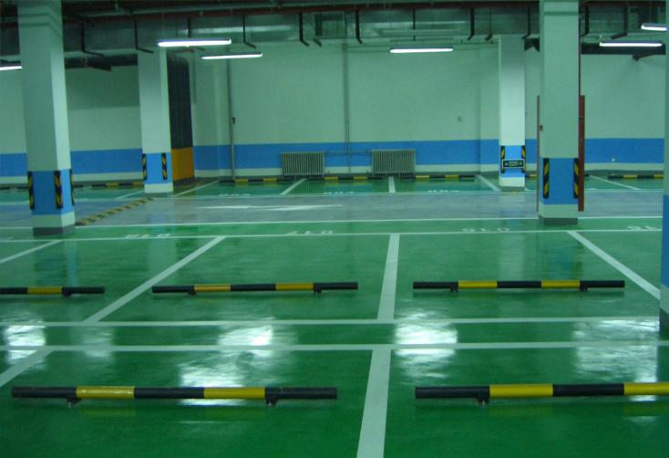 环氧树脂地坪漆工程